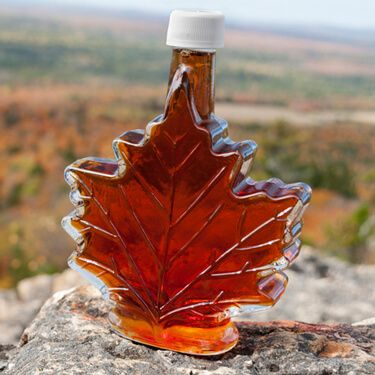 Maple Syrup Shipping Freight from Vermont to California
