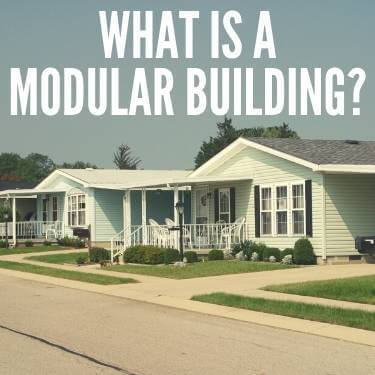 What Is A Modular Building