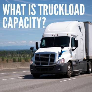 what is truckload capacity