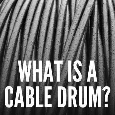 What is a Cable Drum