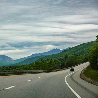 Truckload Shipping Freight from Vermont to Florida Highway