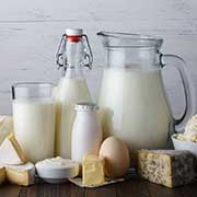 Dairy Truckload Shipping Freight from North Dakota