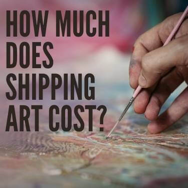 How Much Does Shipping Art Cost