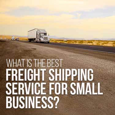what-is-the-best-freight-shipping-service-for-small-business