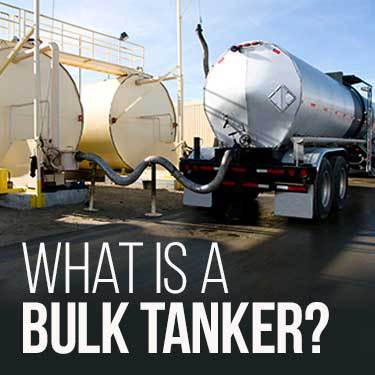 what is a bulk tanker