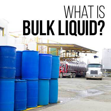 what is bulk liquid