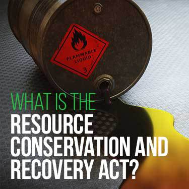 what-is-the-resource-conservation-recovery-act